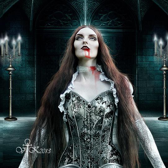 Mina by vampirekingdom