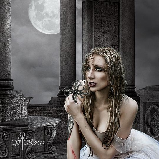 Blood Ritual by vampirekingdom