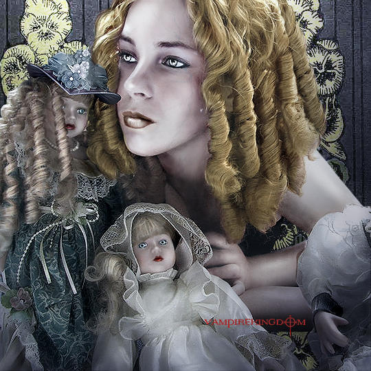 A doll, every year, the same day.... by vampirekingdom