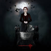 The Omen by vampirekingdom