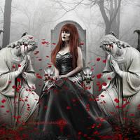 A Different Autumn by vampirekingdom