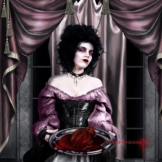 Temptation by vampirekingdom