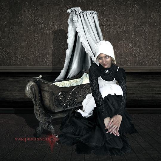 The Nanny by vampirekingdom