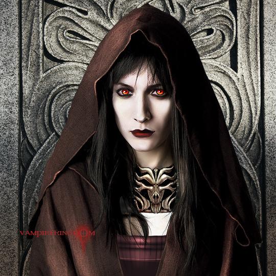 Serana by vampirekingdom