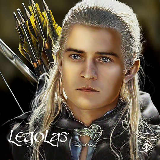 Legolas Wallpaper: Legolas By Vampirekingdom On DeviantArt