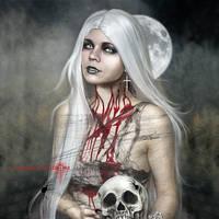 To Moonlight by vampirekingdom