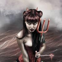 Hell by vampirekingdom
