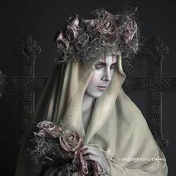 Stigmata by vampirekingdom