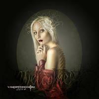 Welcome by vampirekingdom