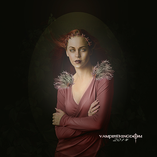 A Breath of Ancient Times by vampirekingdom