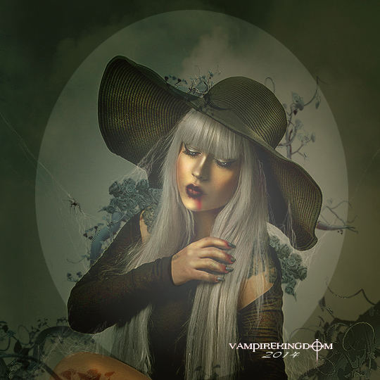 Black Widow by vampirekingdom