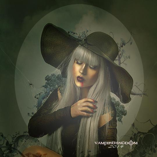 Black Widow by vampirekingdom