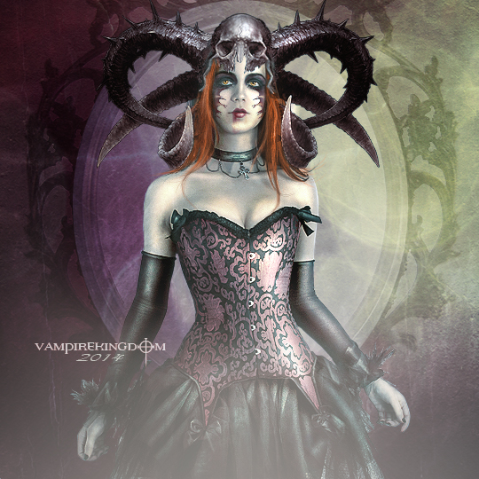 The Effect of  Her Presence by vampirekingdom