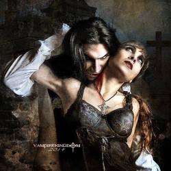 The Dark Gift by vampirekingdom