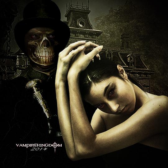 The Kiss of Death by vampirekingdom