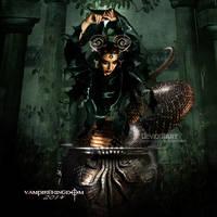 The Spell of Equidna by vampirekingdom