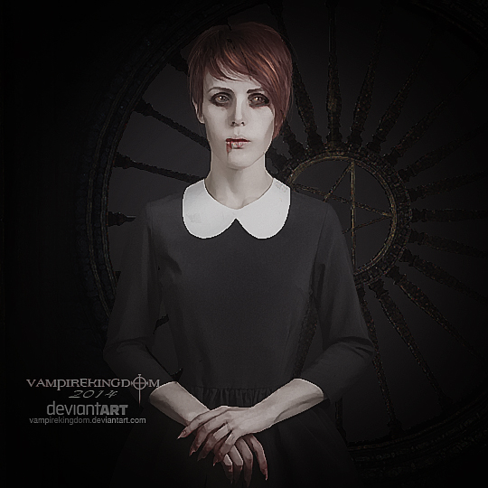 The Governess by vampirekingdom