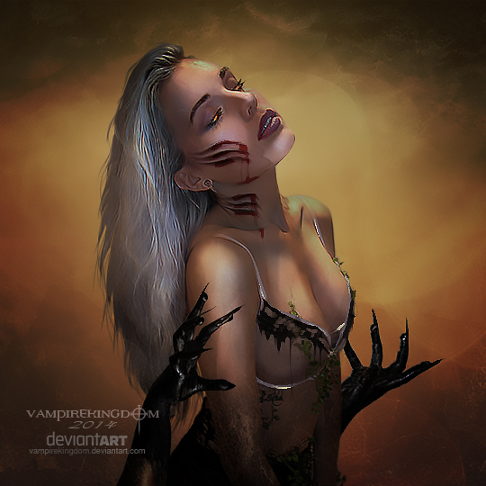 Pain Games by vampirekingdom