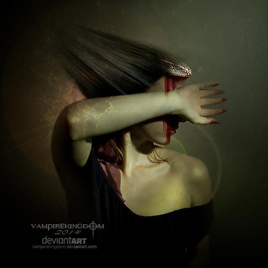Banshee- The Wail of Death by vampirekingdom