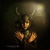 Maleficent by vampirekingdom