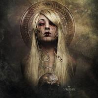 Snake Goddess by vampirekingdom