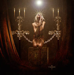 Blood, Pain and Transformation by vampirekingdom