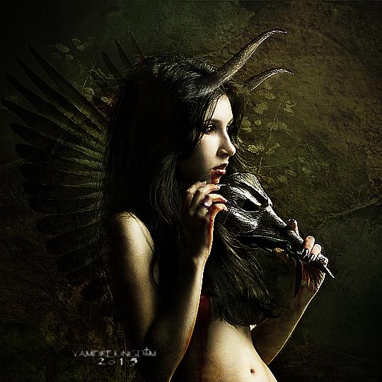 Profane by vampirekingdom