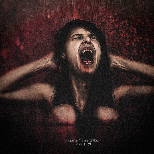 Blood and Pain by vampirekingdom