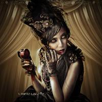 Ofelia's   Dangerous  Offering by vampirekingdom