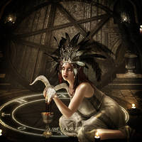 Ancient Spell by vampirekingdom