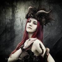Halrinach, la demonio de los vientos. by vampirekingdom