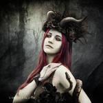 Halrinach, la demonio de los vientos.