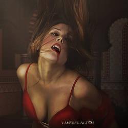 Screams in the dark by vampirekingdom