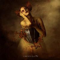 The Dance of Death Asleep by vampirekingdom
