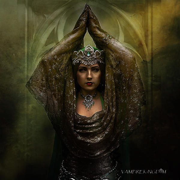 Fortune Teller by vampirekingdom