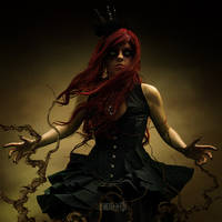 You do not want to see her angry by vampirekingdom