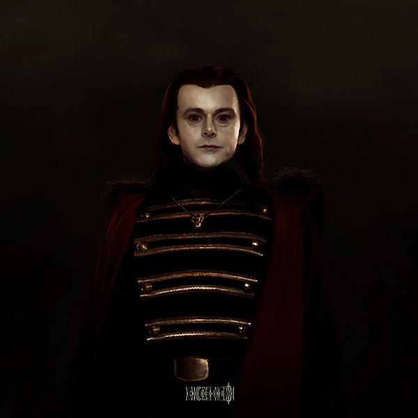 Aro by vampirekingdom