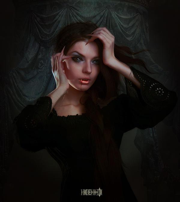 The Attic by vampirekingdom