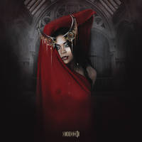Sacred Darkness by vampirekingdom