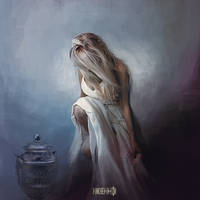 The Ritual of Sacred Amphora by vampirekingdom