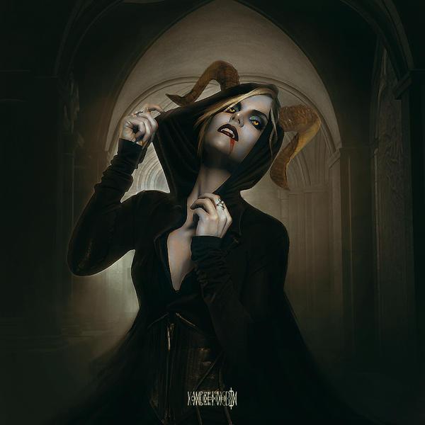 The Beautiful Daughters Of Lucifer By Vampirekingdom On
