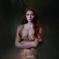 Blood between Silks and Ruins by vampirekingdom