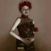 Mystery and Roses by vampirekingdom