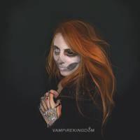 Very close to Death by vampirekingdom