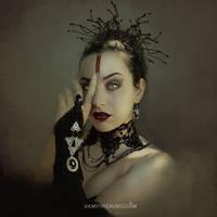 The Mystic Medallion by vampirekingdom