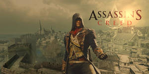 Arno - Assassin's Creed Wallpaper by vampirekingdom