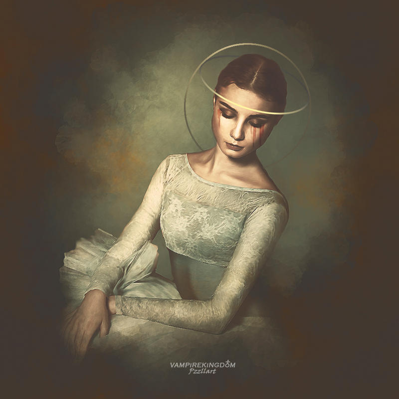 The Crying of Polimia by vampirekingdom