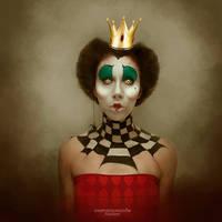 Reina de Corazones by vampirekingdom