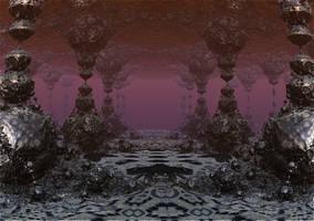 Chain Pong 00 # 450 -401 La Gruta by vampirekingdom