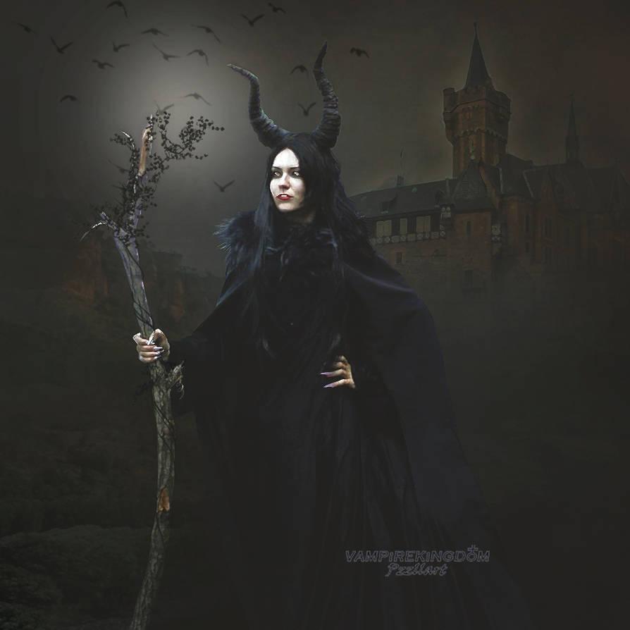 Las Aves Negras y su Reina by vampirekingdom